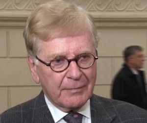 Former SIRC Chair Ron Atkey