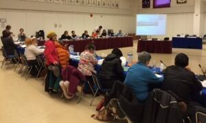 Kiggavik final hearings Baker Lake