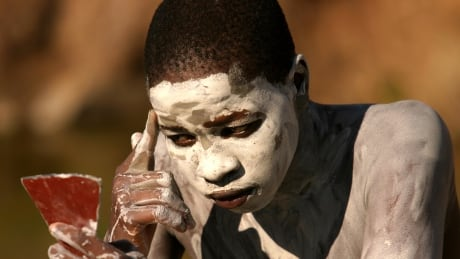 SAFRICA XHOSA INITIATION