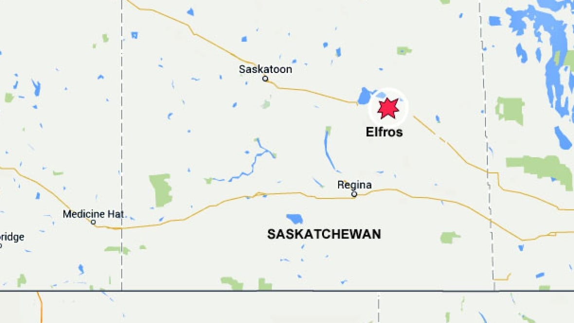 Recovery centre set up in Elfros, Sask., following flash floods - CBC.ca - CBC.ca