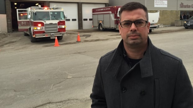 The Sudbury Professional Firefighters Association president Rob Hyndman says he was surprised by former city CAO Bob Johnston's claims, and wonders what would motivate him to go to the media, instead of raising them with the union.