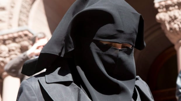 Earlier this week, Conservative MP Costas Menegakis, who serves as the parliamentary secretary to the citizenship and immigration minister, suggested that the ban on niqabs at citizenship ceremonies is simply about verifying the identity of those who would be Canadian citizens.