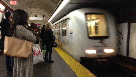Transit referendum SkyTrain platform riders Translink