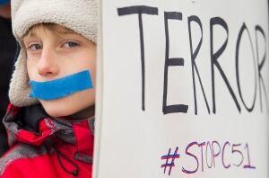 Bill C-51 Protest 20150314