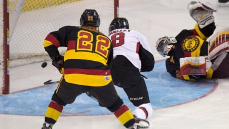 CIS: UNB, Alberta To Play For Title