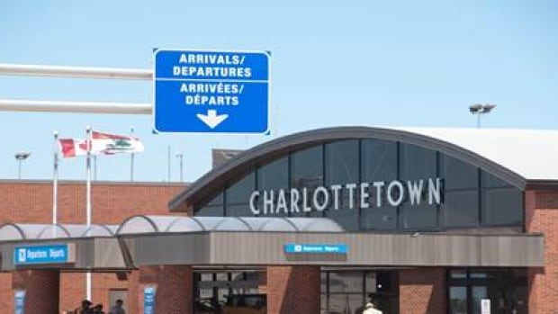 Charlottetown airport saw 316,628 air travellers in 2015.