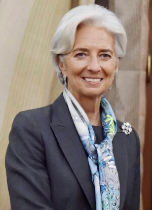 India IMF Christine Lagard March 16 2015