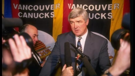 Hockey East: 'The Big Irishman' Pat Quinn Celebrated By Canucks On St. Patrick's Day