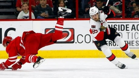 Sens Continue Playoff Push With OT Win