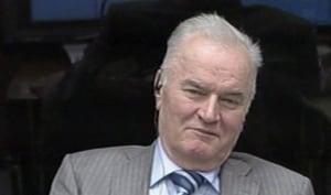 Srebrenica Ratko Mladic