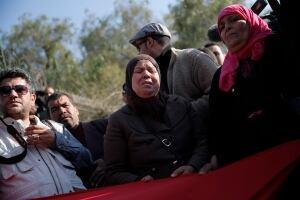 Tunisia Attack protest