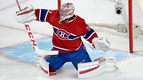 Half-tons, Hunting And What Makes Canadiens Goalie Carey Price Tick