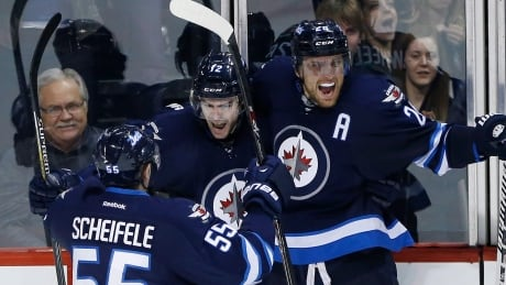 Jets' Stafford, Myers Grateful For Trade To Winnipeg, Going To Playoffs