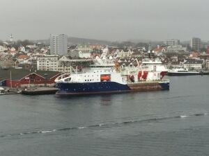 Stavanger, 'oil capital' of Norway
