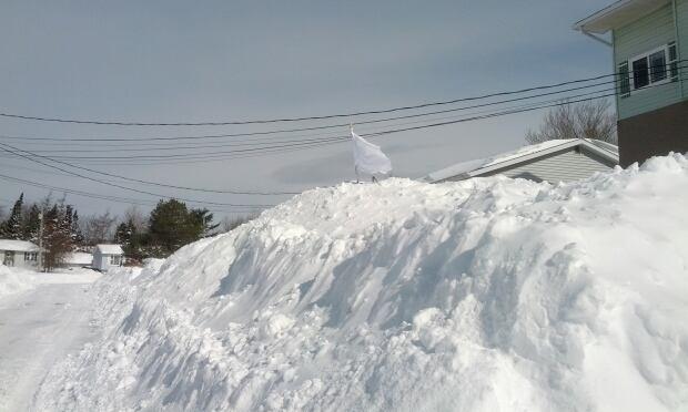 Surrender snow