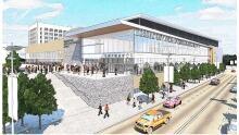 Thunder Bay event centre