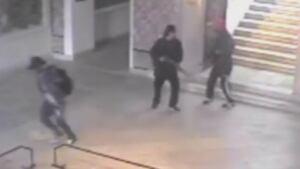 Tunisia attack security video footage Facebook