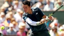 Canadian Milos Raonic defeated by Roger Federer at Indian Wells