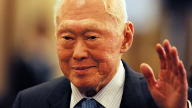 Former Singapore prime minister Lee Kuan Yew has died at the age of 91, according to a statement from the prime minister's office.