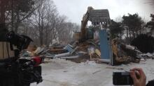 Winter Avenue 130-year-old home torn down in St. John's