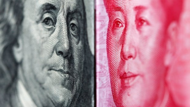 Benjamin Franklin is coming face to face with Mao Zedong as the Chinese renminbi or yuan goes through a stunning transition to another reserve currency.