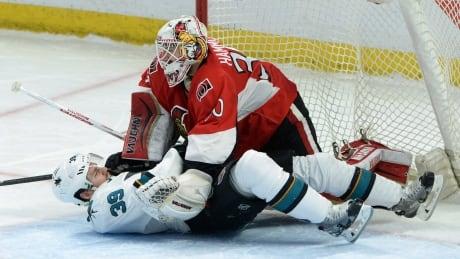 Senators Pass Bruins; Flames, Jets Also Win: NHL