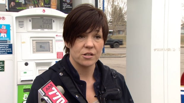Staff Sgt. Kristie Verheul says police are seeing more credit card skimming devices in Calgary lately.