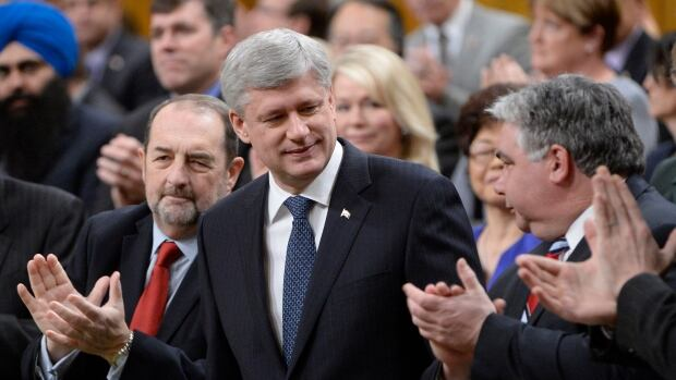 Prime Minister Stephen Harper introduced a motion in the House of Commons Tuesday to extend Canada's involvement in the fight against ISIS.  Public opinion polls suggest a majority of Canadians support the military mission.