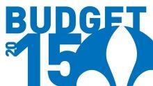 Quebec Budget 2015 logo
