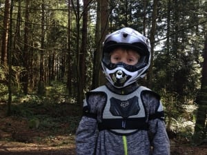 Unauthorized Bike Trails In Delta Watershed Park Cause