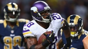 Adrian Peterson to remain a Viking, coach Mike Zimmer says