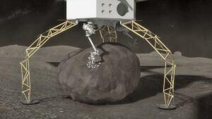 Asteroid capture