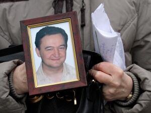 Russia Dead Lawyer