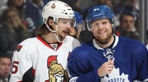 Hockey Night in Canada: Senators vs. Maple Leafs