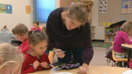 B.C. teachers professional development