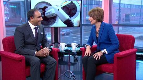 Gloria Macarenko interviews Akash Sablok about ecars