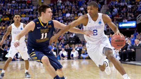 NCAA WVirginia Kentucky Basketball