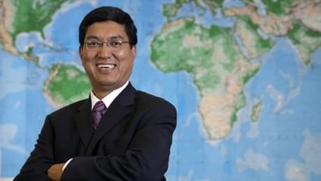 Western University president Amit Chakma