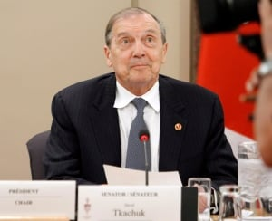 Senate Tkachuk Resigns