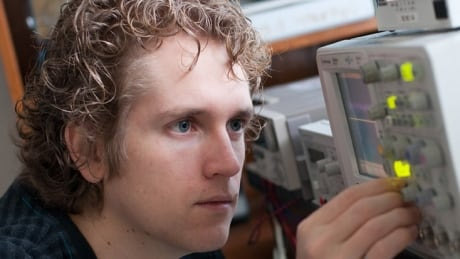 UBC PhD student Simon Beyer co-founded a company that uses 3-D printing to create human body tissue