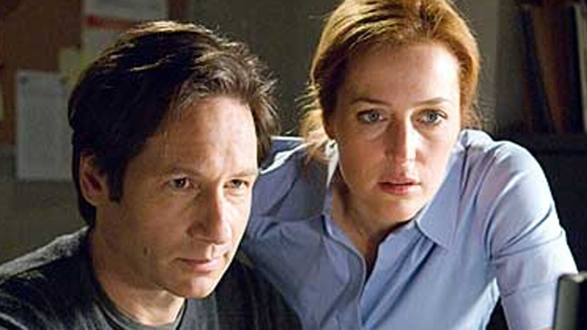 The x-files-2016