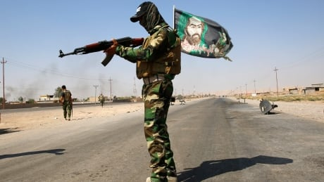 IRAQ-CRISIS fighter