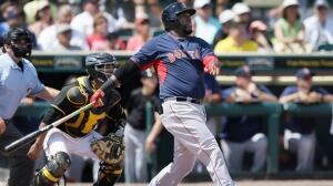 David Ortiz, Red Sox DH, says he 'never knowingly' took steroids