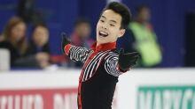 World figure skating championships: Canada's Nam Nguyen finishes 5th