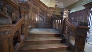 Rennie's Mill Mansion staircase