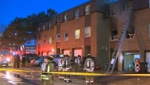 Scarborough townhouse fire kills 10-year-old boy, family hospitalized