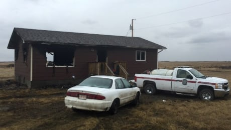 Siksika fatal fire
