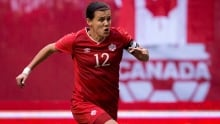Canada moves up in FIFA women's soccer rankings