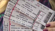 Maroon 5 fake tickets