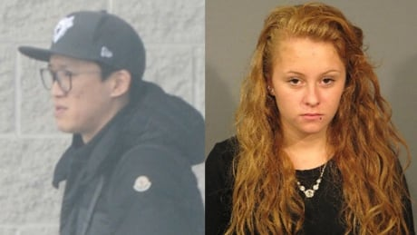 Jeonghwan Seo and Mélanie Williams-Johnson wanted RCMP